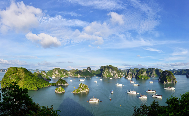 Ha Noi - Ha Long (2 days - 1 night) on the cruise