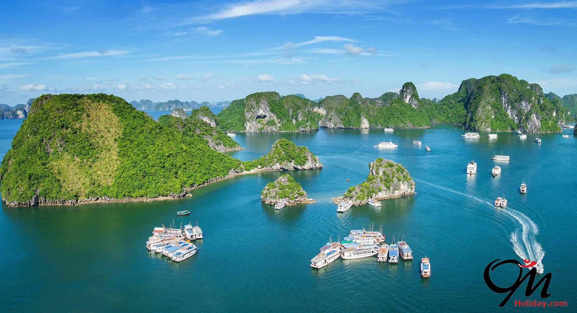 4D 3N Hanoi Halong Bay (20180413) English Speaking-Land only