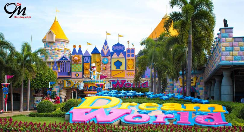 Thailand Day Tours - OM Holiday - Thailand, Vietnam, Myanmar