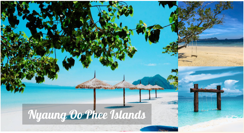 5 Days Nyaung Oo Phee Island Snorkeling Tour (Excluded Hotel)