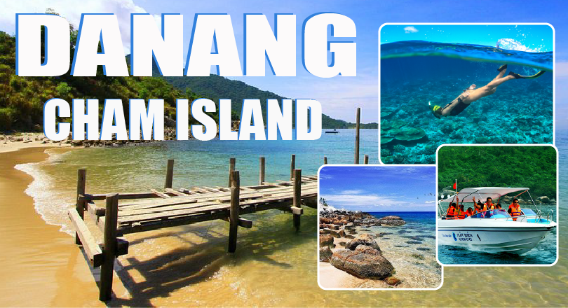 1 Day Danang - Cham Island Tour (Exclude Hotel)