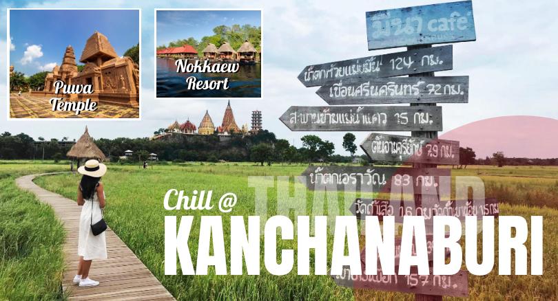 3D2N Beautiful Kanchanaburi Photo Taking Trip (Included Hotel)