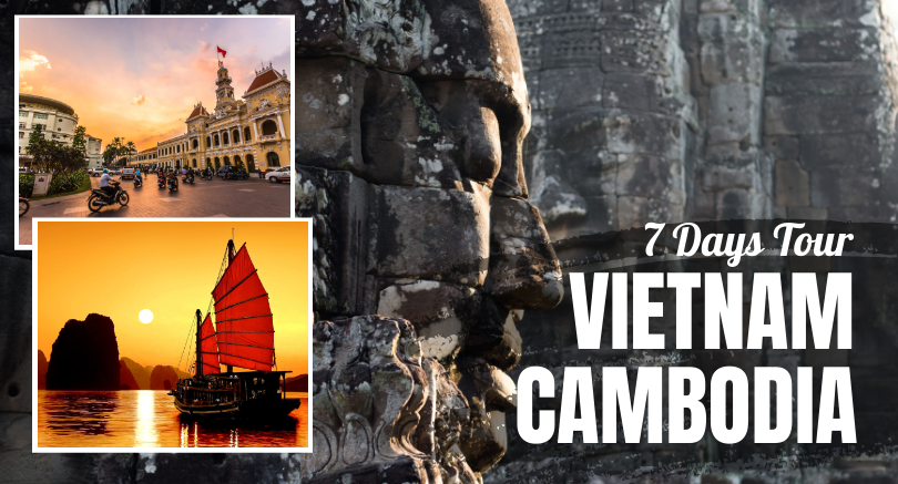 7 Days Vietnam Cambodia (Included Hotel)
